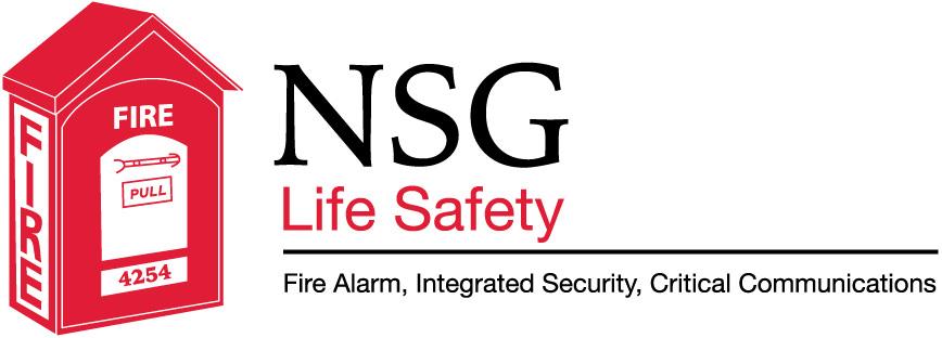 NSG Life Safety Logo